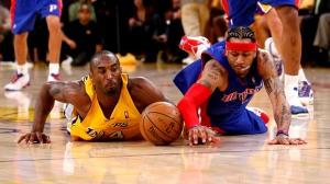 Kobe Bryant vs. Allen Iverson