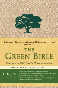 "The ""Eco-Friendly"" Bible with Soy-based ink!"