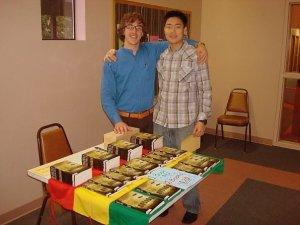 Jonathan Moon and I