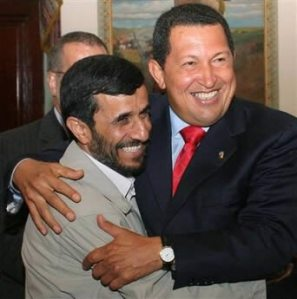 Chavez and Ahmadinejad