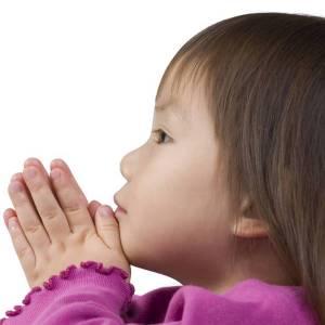Child Worshiping God