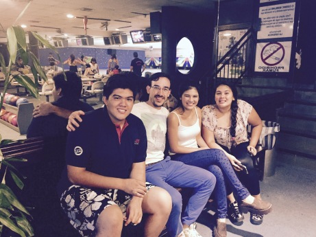 With Genesis and Siblings - February 2017
